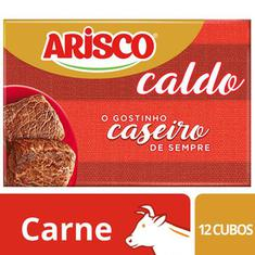 Caldo de Carne Arisco 114g