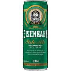 Cerveja Premium Pale Ale Eisenbahn 350ml