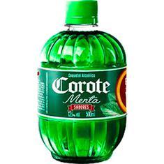 Coquetel Sabor Menta Corote 500ml