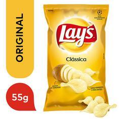 Batata Lays Clássica 55g
