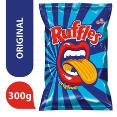 Batata Ruffles Original 300g