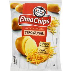 Batata Palha Na Mesa Elma Chips 490g