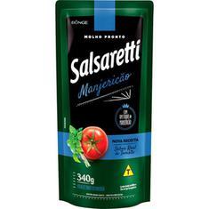 Molho de Tomate com Manjericão Salsaretti 340g