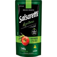 Molho de Tomate com Azeitona Salsaretti 340g