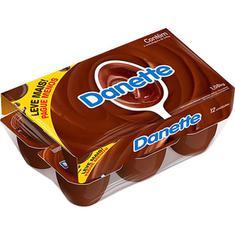 Sobremesa Láctea Chocolate ao Leite Danette 1080g