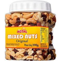 Mixed Nuts Agtal 390g