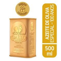Azeite Extra Virgem Gold Gallo 500ml