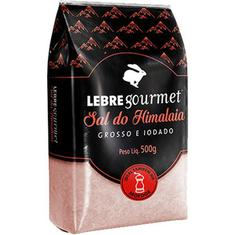 Sal do Himalaia Grosso Lebre 500g