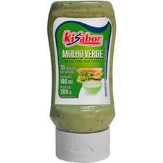 Molho Verde Kisabor 200g