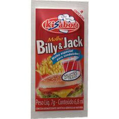 Molho Billy & Jack Kisabor 168x7g