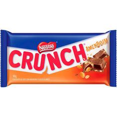 Chocolate Crunch Amendoim Nestlé 90g