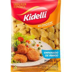 Empanado de Frango Kidelli 3kg
