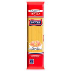 Macarrão de Sêmola Espaguete 5 Todeschini 500g
