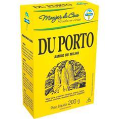 Amido de Milho Du Porto 200g