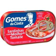 Sardinha com Tomate Gomes da Costa 125g