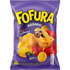 Salgadinho Fofura Churrasco 55g