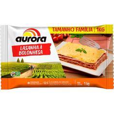 Lasanha Bolonhesa Aurora 1kg