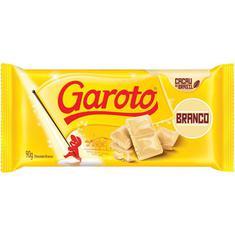 Chocolate Branco Garoto 90g