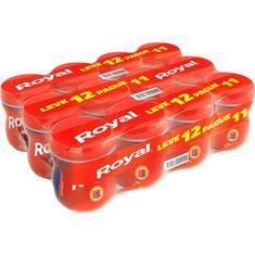 Fermento em Pó Royal 100g Leve 12 Pague 11un.