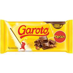 Chocolate Crocante Garoto 90g