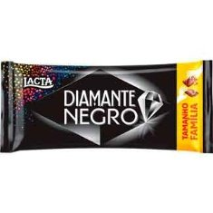 Chocolate Diamante Negro Lacta 165g