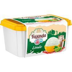 Sorvete de Limão Sabores da Fazenda Jundiá 1,5L