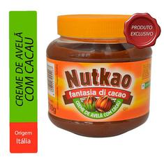 Creme de Avelã Nutkao 700g