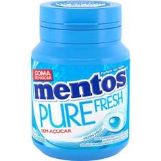 Chiclete Mint Mentos 56g