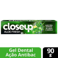 Creme Dental Aloe Fresh Close Up 90g