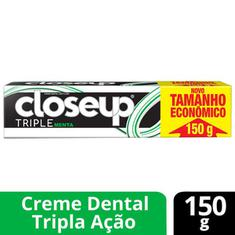 Creme Dental Red Hot Close Up 150g