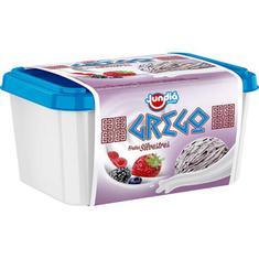 Sorvete Iogurte Grego Frutas Silvestre Jundiá 1,5L
