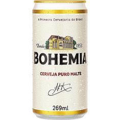 Cerveja Pilsen Bohemia 269ml