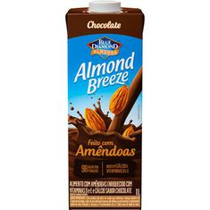 Bebida de Amêndoas sabor Chocolate Almond Breeze 1L