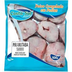 Postas de Piramutaba com Pele Costa Sul 800g