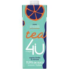 Chá Capim-Limão e Cítricos Danone 1L