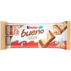 Chocolate Kinder Bueno White 2x15g