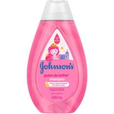 Shampoo Infantil Johnsons Baby Gotas de Bilho 400ml