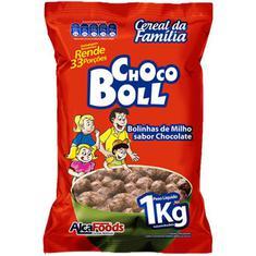 Cereal da Família Choco Boll Alca Foods 1Kg