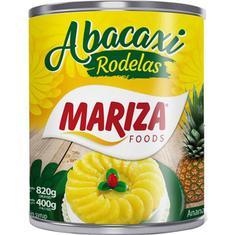 Abacaxi com Calda Mariza 400g