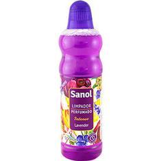Limpador Perfumado Lavanda Sanol 500ml