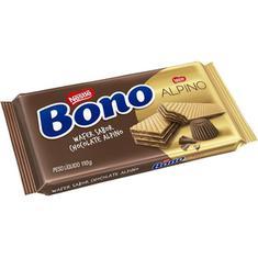 Biscoito Wafer Alpino Bono 110g