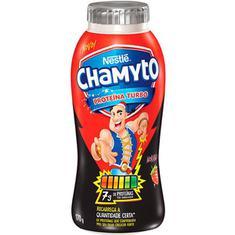 Iogurte Sabor Morango Proteína Turbo Chamyto 170g