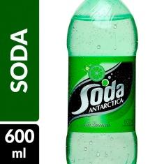 Refrigerante Soda Antarctica 600ml