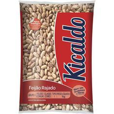 Feijão Rajado Kicaldo 1Kg
