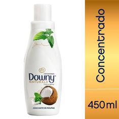 Amaciante Concentrado Naturals Coco e Menta Downy 450ml