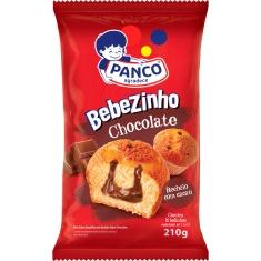 Bolo Panco Bebezinho Chocolate 210g