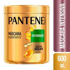 Creme de Tratamento para Cachos Óleo de Argan Pantene 600ml