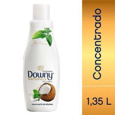 Amaciante Concentrado Naturals Coco e Menta Downy 1,35L