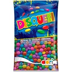 Confeito Dori Disqueti 1kg