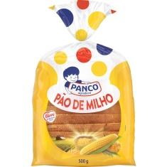 Pão Panco Caseiro de Milho 500g